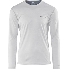 Columbia Zero Rules LS Shirt Men columbia grey heather